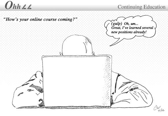 Ohh la la Cartoon