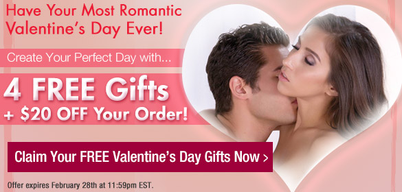 Get Your 5 FREE Gifts Today!