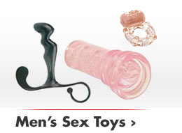 Shop Men's Sex Toys