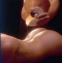 Using Lube for Massage