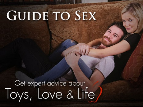 Welcome to Adam and Eve's Guide to Sex