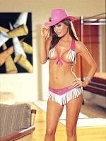 Wild Cowgirl Costume
