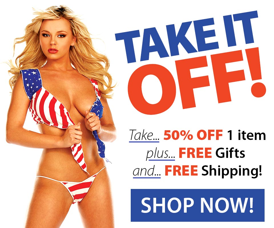 50% Off 1 item + FREE Gifts + FREE Shipping