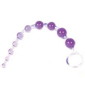 X-10 Jelly Anal Beads