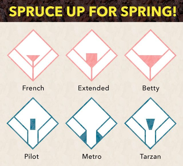 Spruce Up For Spring