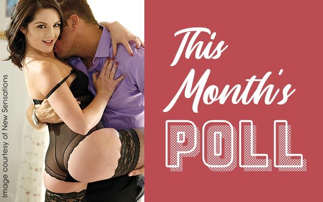 This Month's Poll - Share your Sexy Secrets