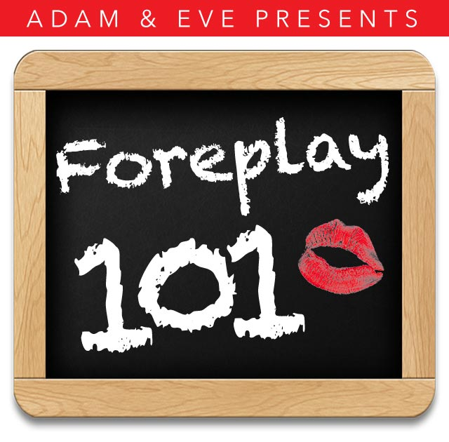 Foreplay 101 infographic