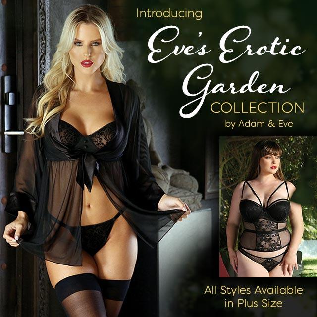 Eve's Erotic Garden Collection