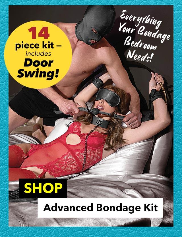 Advanced Bondage Kit