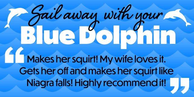 Blue Dolphin Vibe