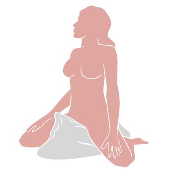 Daily Grind Masturbation Position