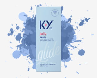 KY Comfort Lubes
