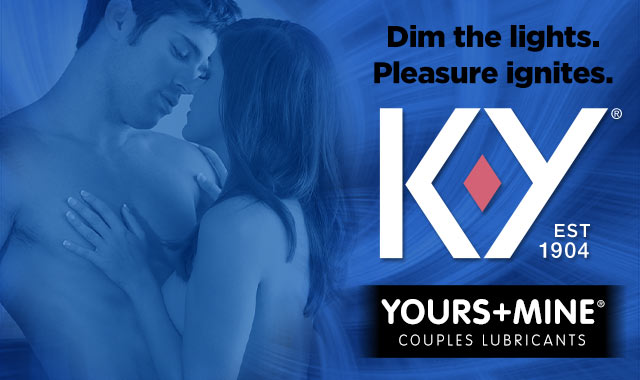 K-Y Yours & Mine Couples Lubricants