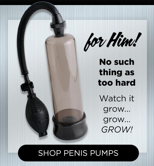 Shop Penis Pumps