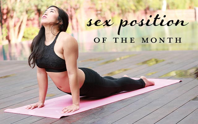 Sex Position of the Month