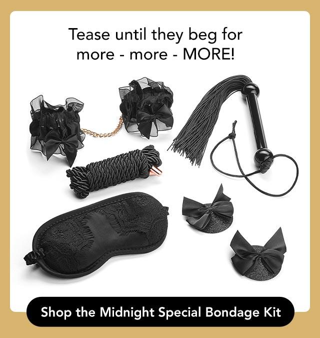 Midnight Special Bondage Kit