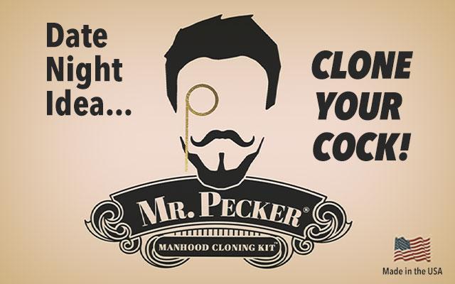 Mr. Pecker Manhood Cloning Kit