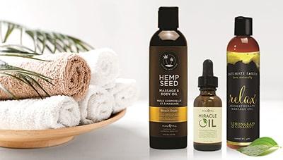 Organic & Hemp Based