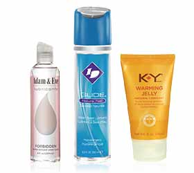 Lubes and Lotions