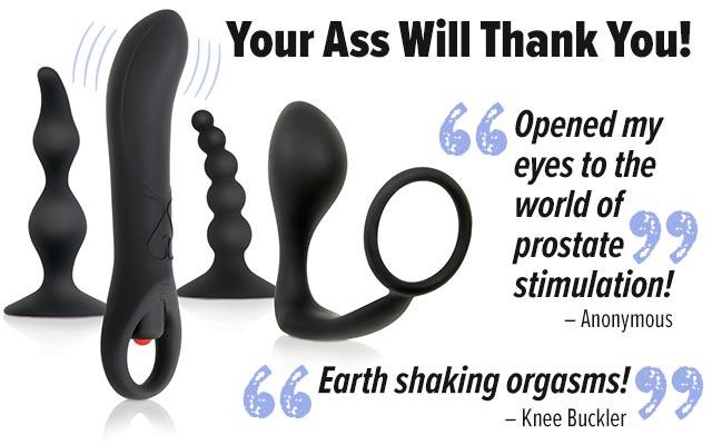 Shop the Intro to Prostate Kit