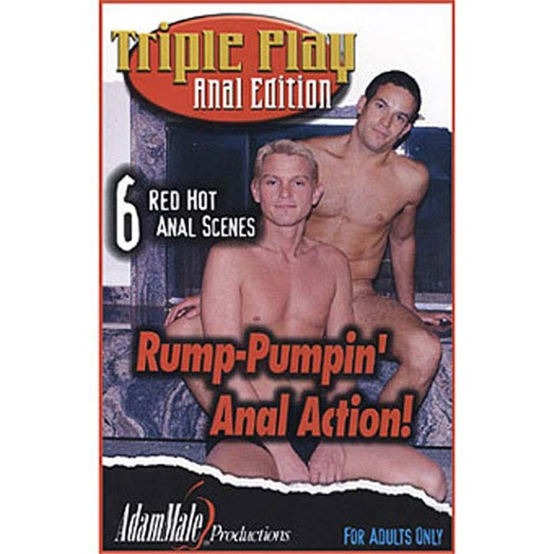 Triple Play: Anal Edition