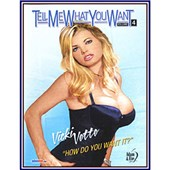 tell me what you want 4 dvd