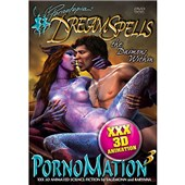 pornomation 3 dream spells dvd