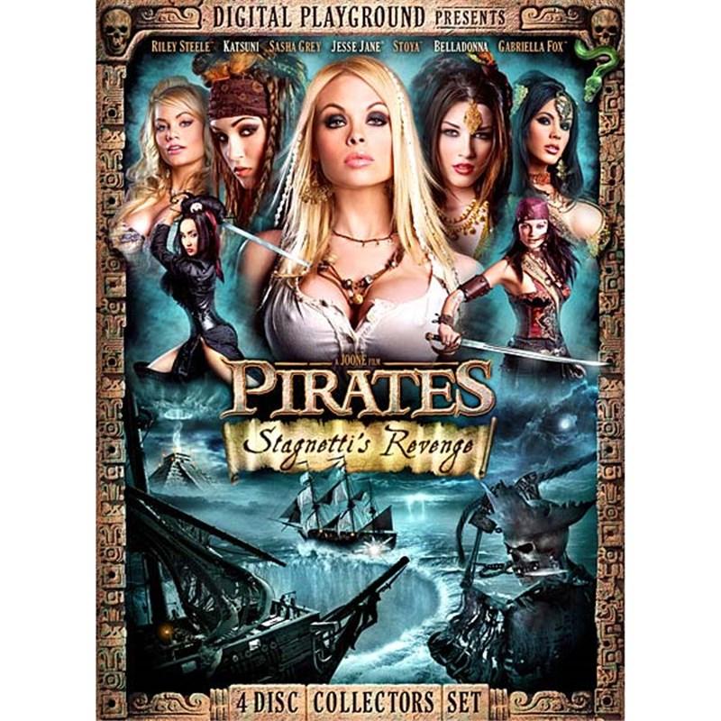 Pirates: Stagnettis Revenge