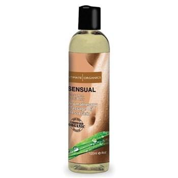Intimate Organics Massage Oil