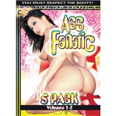 ass fanatic 5 pack dvd