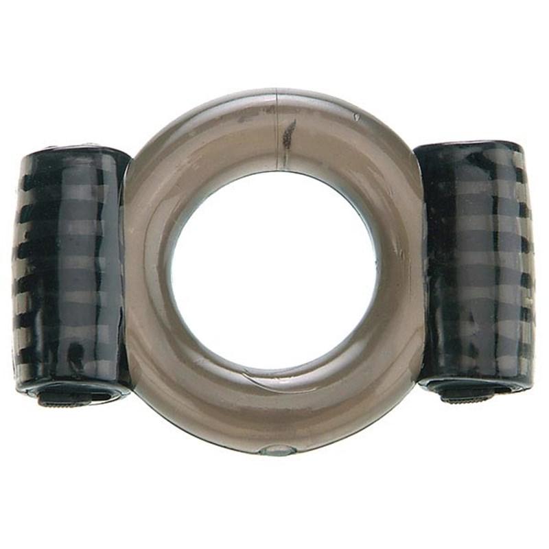 C-ck Combo Vibrating Penis Ring