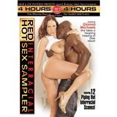 red hot interracial sex sampler dvd