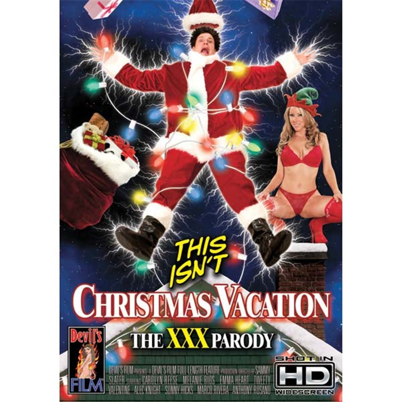 This Isnt Christmas Vacation: The XXX Parody DVD