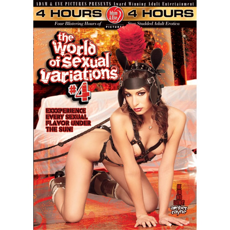 World of Sexual Variations 4
