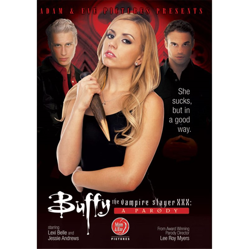 Buffy The Vampire Slayer: A XXX Parody