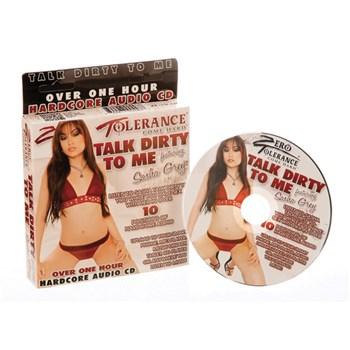 Talk Dirty To Me: Sasha Grey CD