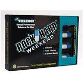 rock hard weekend 8 count