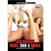 jack napiers thicka than a snicka dvd