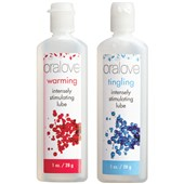 oralove dynamic duo intensely stimulating lubes