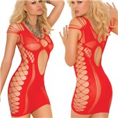 firecracker hottie mini dress