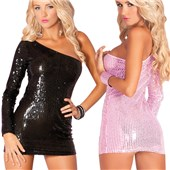 glitterati sequin dress
