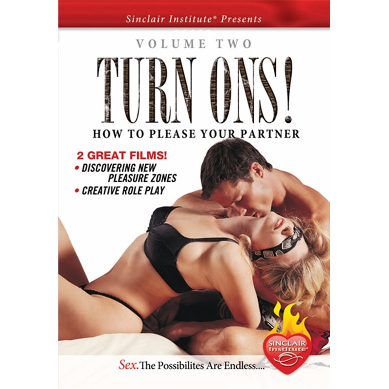 Sizzle: Turn Ons Vol. 2