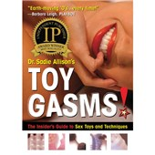 toygasms guide to sex toys the book