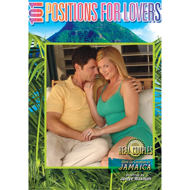 Image of 101 Positions For Lovers