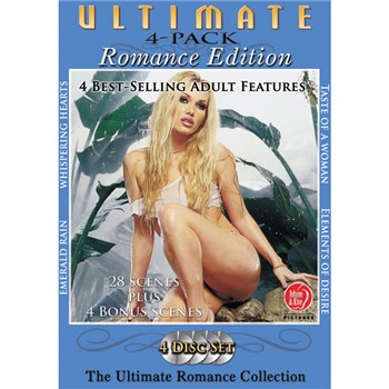 Ultimate 4-Pack: Romance Edition