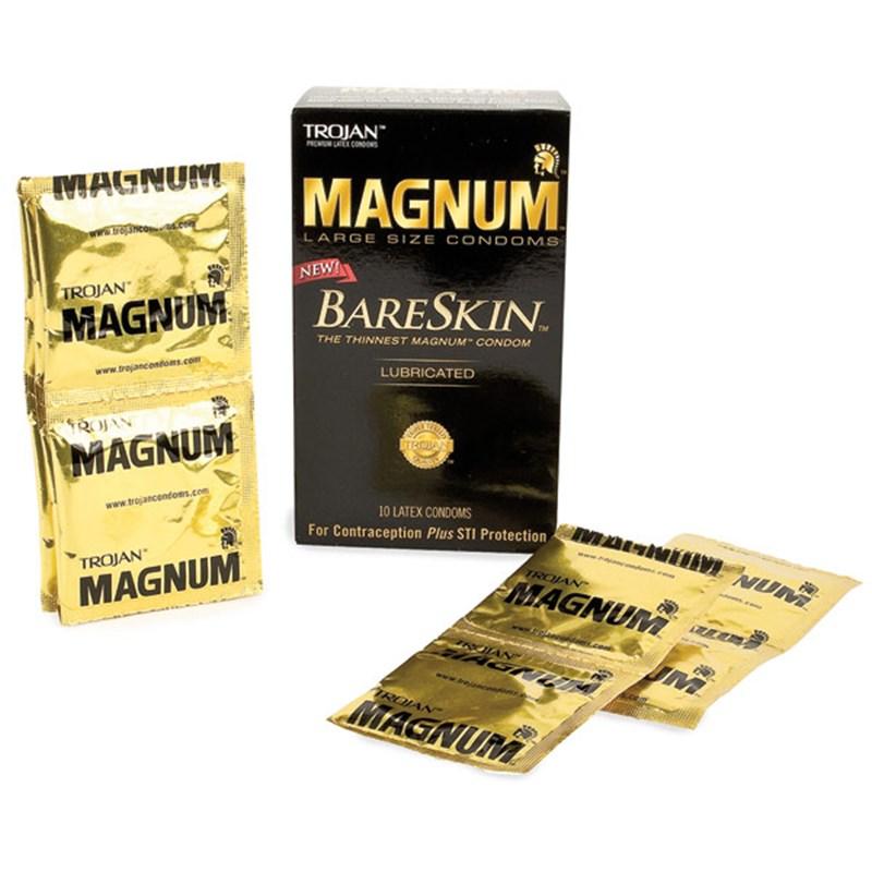 Trojan Magnum Bareskin Condoms
