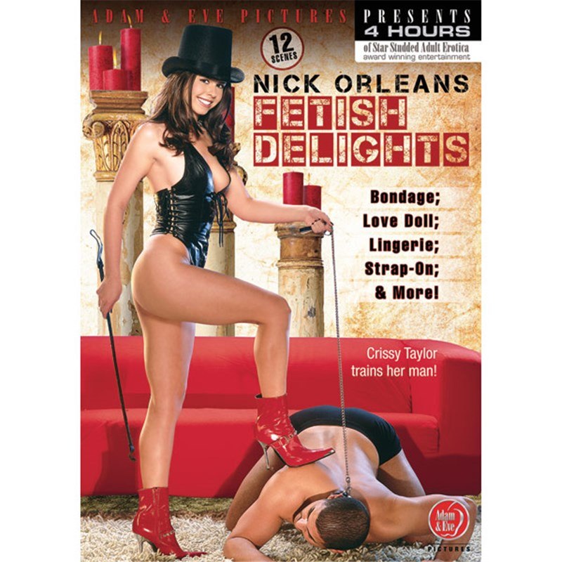 Nick Orleans Fetish Delights