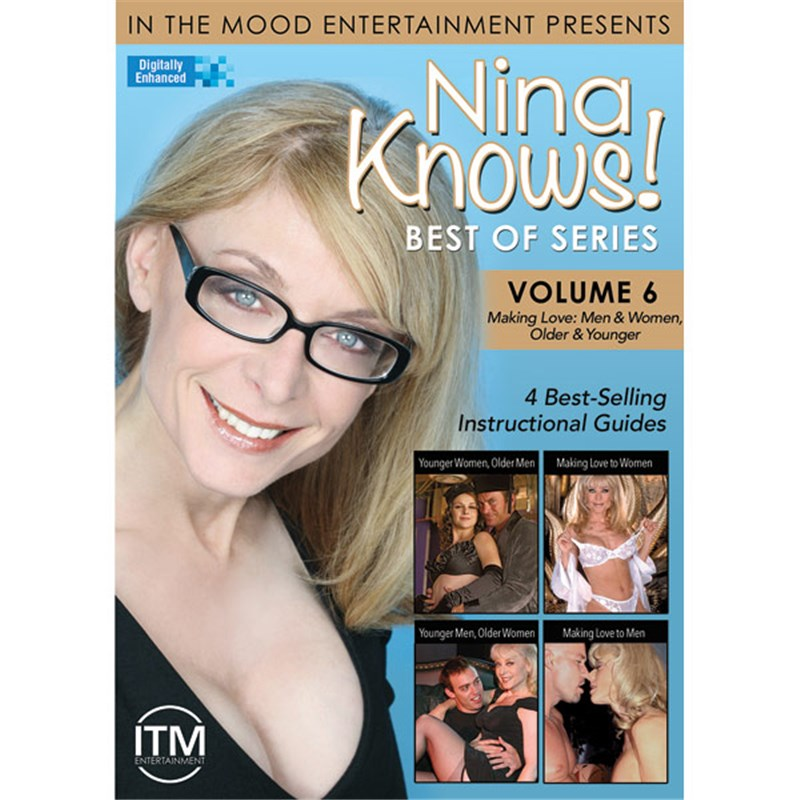 Nina Knows! Vol. 6 Making Love: Men & Women, Older & Younger (18+)