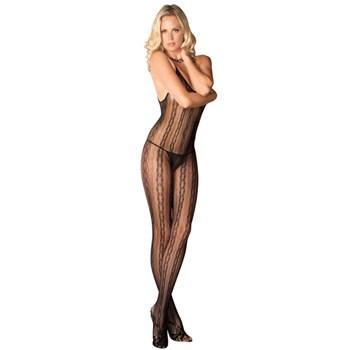 Seductive Lace Bodystocking