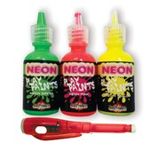 neon body play paints